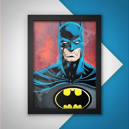 Quadro Batman (busto)