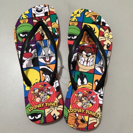 Chinelo Looney Tunes
