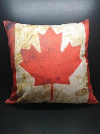Almofada Bandeira do Canada