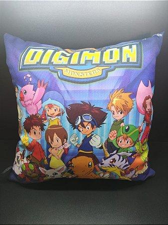 Almofada Digimon
