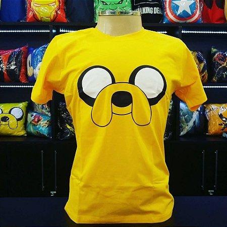 Camiseta Jake - A hora da aventura