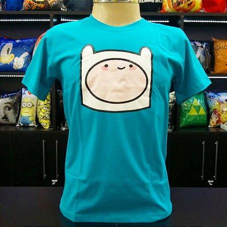 Camiseta Finn - A hora da aventura