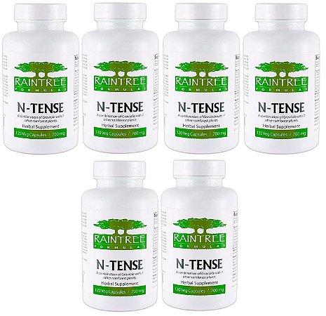 N-Tense, Raintree Formulas - 6 unidades (Promoção por tempo Limitado)