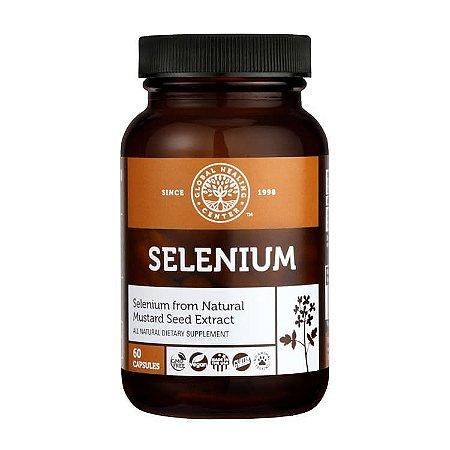SELENIUM, GHC, 200mcg, 60 caps