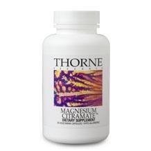 Magnesium Citramate, Thorne Research, 90 Veggie Caps