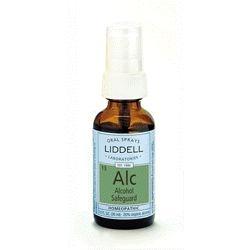 Alcohol Safeguard (Glandium Quercus Spiritus), Liddell, 30ml