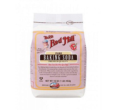 Bicarbonato de Sódio Premium, Livre de Químicos, 453 g