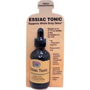 Essiac Tonico, Herbs Etc., 2 fl oz (59 ml)