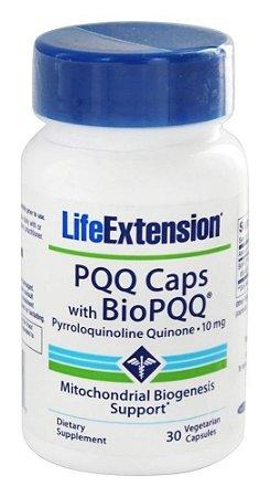 PQQ Caps with Bio PQQ, Life Extension,10 mg, 30 Veggie Caps