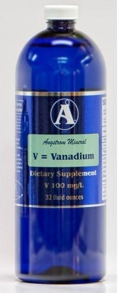 Vanadio Ionico, Angstrom, 946 ml