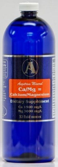Cálcio/Magnésio Iônico, Angstrom, 946 ml