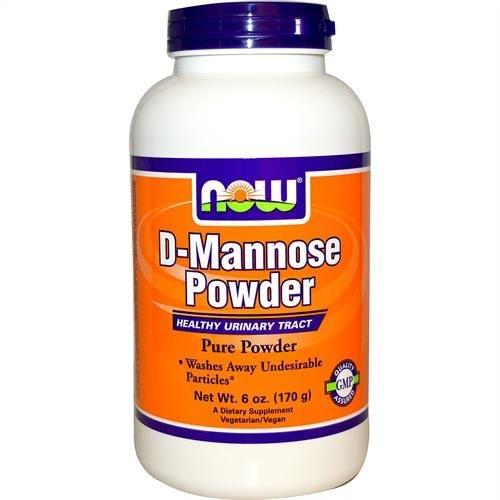 D-Mannose em Pó, Now Foods, 170 g