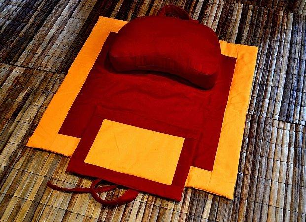 Almofada de Meditação Kit Meditação