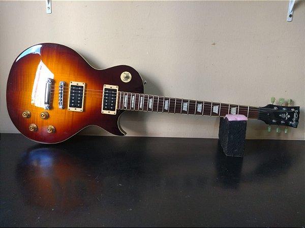 Guitarra Les Paul V100 Vintage Usada