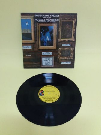 Emerson, Lake and Palmer - Pictures At An Exibition