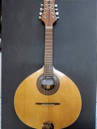 Bandolim Luthier Amorim 8 Cordas Maciço