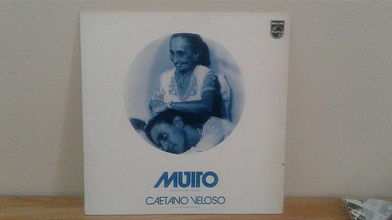 Lp Caetano Veloso Muito Dentro Da Estrela Azulada