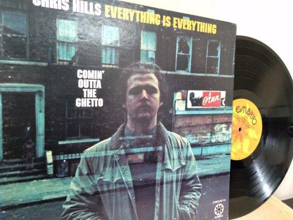 Lp Chris Hills Everything Is Everything Comin Outthe Ghetto