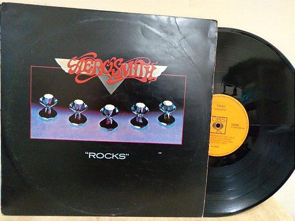 Lp Aerosmith Rocks Edição Nacional 1976