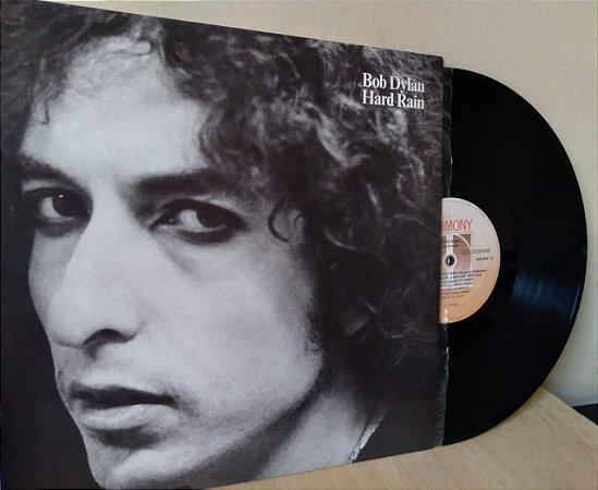 Lp Bob Dylan Hard Rain Ed Nacional Exx Zerado