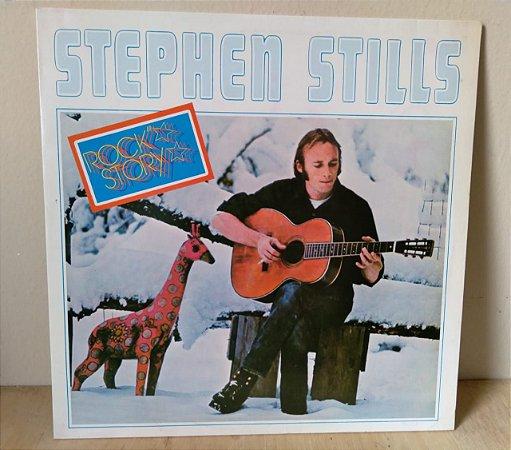 Lp Stephen Stills 1970 Edição Nacional Rock Story
