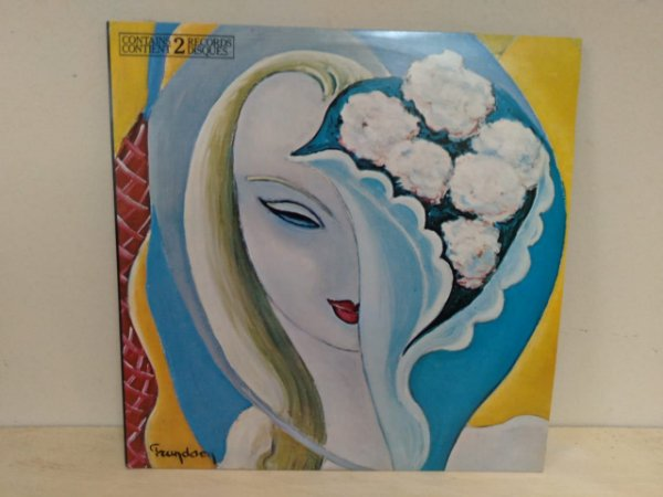 Lp Derek And The Dominos Layla Nacional Orig 1980 Zerado Nm