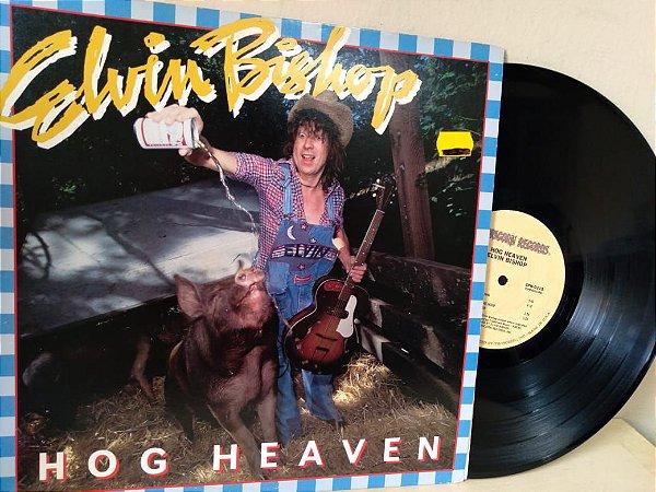 Lp Elvin Bishop Hog Heaven Importado Usa 1978 Excelente