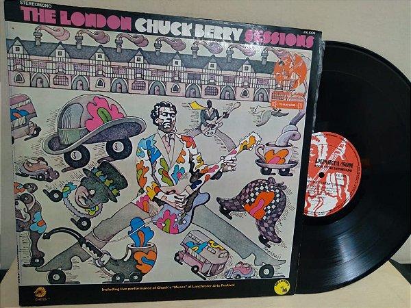 Lp Chuck Berry London Sessions 1972 Importado
