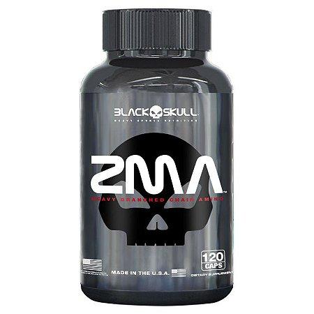ZMA (120CAPS) BLACK SKULL