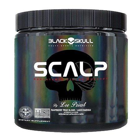 SCALP PRÉ TREINO (150G) BLACK SKULL