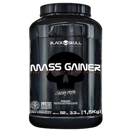 MASSA GAINER (1,5KG) BLACK SKULL