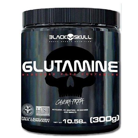 GLUTAMINE (150G) BLACK SKULL