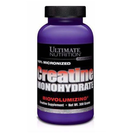 CREATINA MONOHYDRATE (300G) ULTIMATE NUTRITION