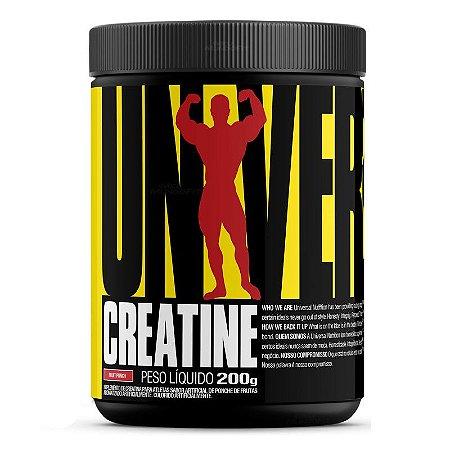 CREATINA (200G) UNIVERSAL NUTRITION