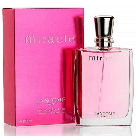 Perfume Importado Miracle Edp 100ml - Lancôme Feminino