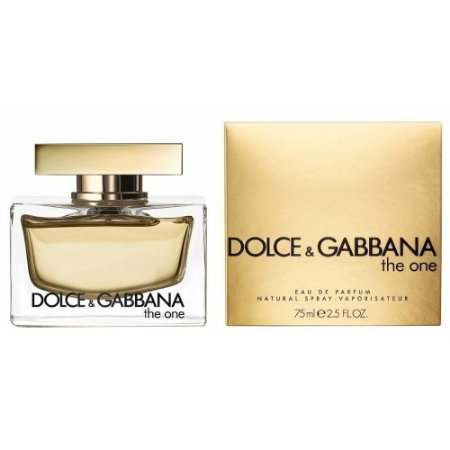 Perfume The One Dolce & Gabbana Eau de Parfum Feminino 75 ml