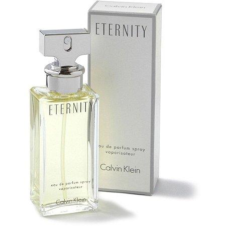 Perfume Eternity Calvin Klein Eau de Parfum Feminino 100 ml