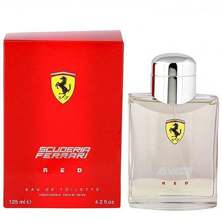 31bdb3e1c Perfume Red Ferrari Eau de Toilette Masculino 125 ml