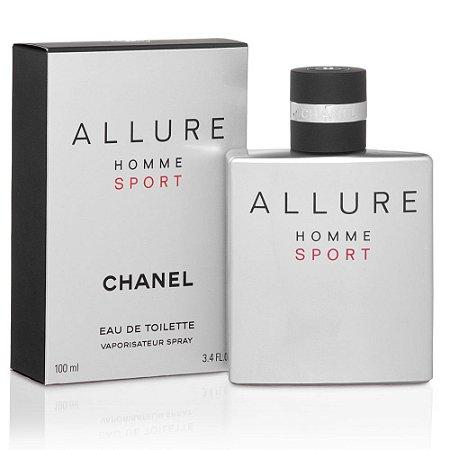Perfume Allure Sport Chanel Eau de Toilette Masculino 50 ml
