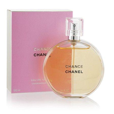 Perfume Chance Chanel Eau de Parfum Feminino 50ml