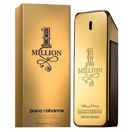 Perfume Importado 1 Million One Edt 200ml - Paco Rabanne Masculino