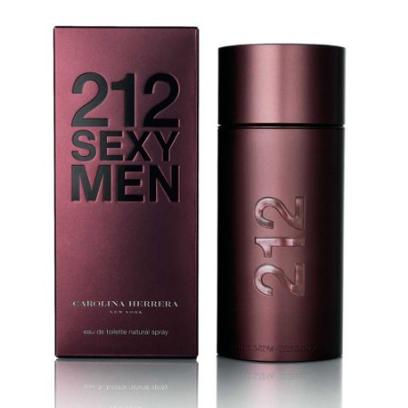 Perfume Importado 212 Sexy Men Edt 100ml - Carolina Herrera Masculino
