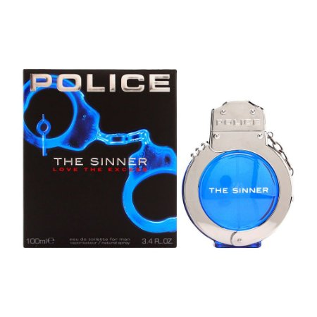 Perfume Police The Sinner Eau De Toilette Masculino 100 ml