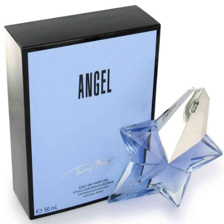 Perfume Importado Angel Edp 50ml - Thierry Mugler Feminino