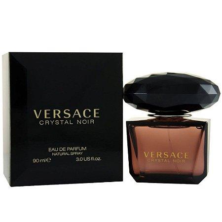 Perfume Crystal Noir Gianni Gianni Versace Eau de Parfum Feminino 90 ml