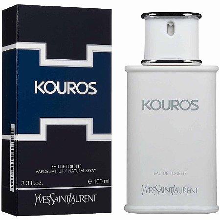 Perfume Kouros Yves Saint Laurent Eau de Toilette Masculino 100 ml