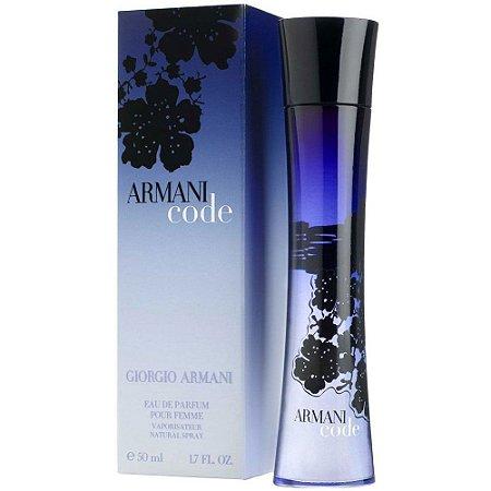 bc43e691fce3c Perfume Armani Code Giorgio Armani Eau de Parfum Feminino 75 ml