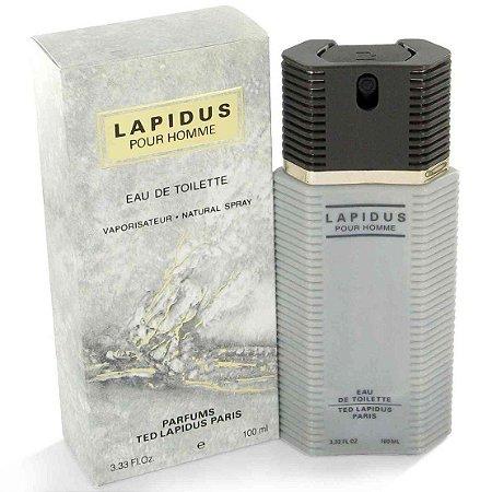 Perfume Lapidus Ted Lapidus Eau de Toilette Masculino 100 ml