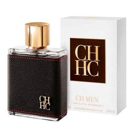 Perfume Importado Ch Men Edt 100ml - Carolina Herrera Masculino