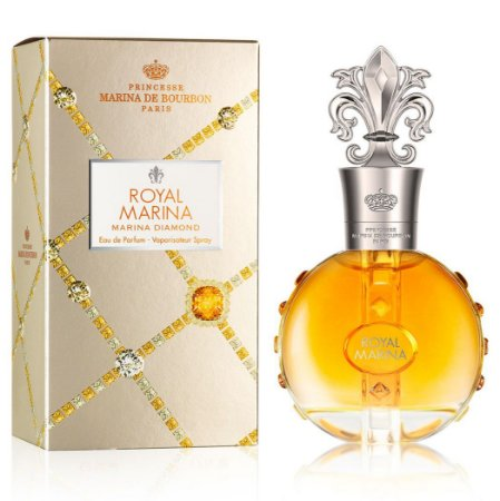 Perfume Importado Royal Marina Diamond Edp 100ml - Marina de Bourbon Feminino